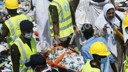 Τουλάχιστον 2.070 οι νεκροί από το ποδοπάτημα των προσκυνητών στη Μέκκα