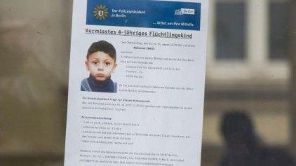 Βρέθηκε το πτώμα του 4χρονου πρόσφυγα που είχε πέσει θύμα απαγωγής
