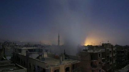 Τουλάχιστον 40 νεκροί από καθεστωτικές επιθέσεις στη Ντούμα της Συρίας