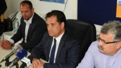 Γεωργιάδης: Κάθε μέρα που είναι ο Τσίπρας στην εξουσία είναι μία μέρα που μεγαλώνει ο λογαριασμός