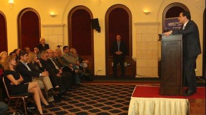 Α. Γεωργιάδης: Η Ελλάδα έφτασε εδώ γιατί οι πολιτικοί δε λέμε χρόνια την αλήθεια