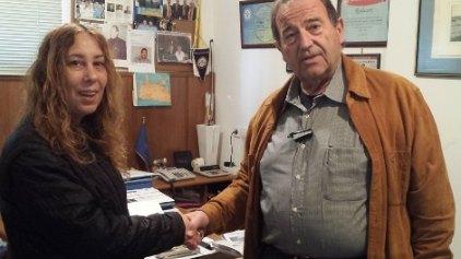 Δωρεά στη μνήμη του Β. Πατσαρίκα από την Ε.Π.Σ.Χανίων
