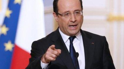 Ολάντ: Να μην υψώνουμε τείχη στο εσωτερικό της Ευρώπης