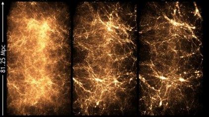 Υπερυπολογιστής προσομοιώνει την εξέλιξη του Σύμπαντος