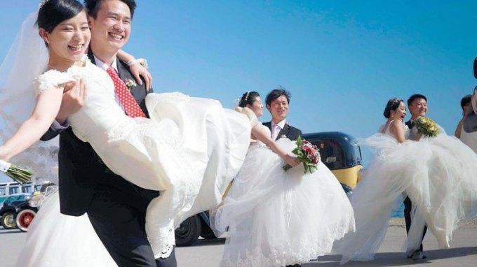 Οι ξενοδόχοι υπόσχονται ονειρεμένους γάμους, για τους Κινέζους!