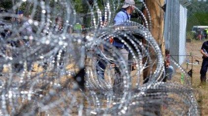 Ενταση στον φράχτη στον Εβρο – Επιχείρησαν να περάσουν 500 άτομα