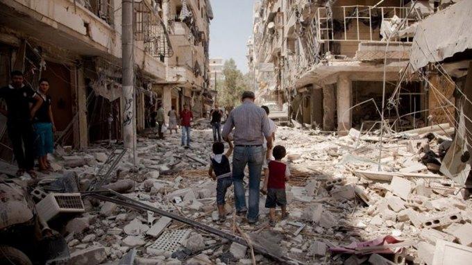 Συρία: Τουλάχιστον 64 νεκροί στην επαρχία του Χαλεπίου