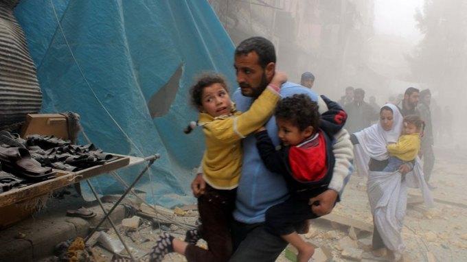 Δραματική έκκληση για ανθρωπιστική βοήθεια απευθύνουν ΟΗΕ και Ερυθρός Σταυρός