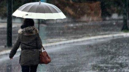 Κρύο και βροχές την Κυριακή σε όλη την χώρα