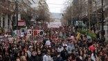 Στο Υπουργείο Παιδείας από την Κρήτη «μεταφέρουν» τον αγώνα τους οι φοιτητές