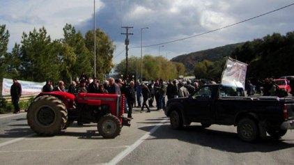 Κάλεσμα αγροτών σε νέο συλλαλητήριο