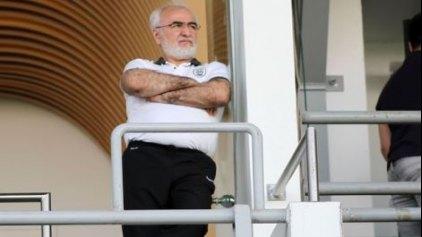 """Σαββίδης: """"Ο ΠΑΟΚ δεν θα κατέβει στον επαναληπτικό - Ελλάδα δεν είναι μόνο η Αθήνα"""""""