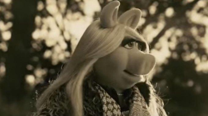 """Η Miss Piggy κάνει βίντεο κλιπ του """"Hello"""" της Adele!"""