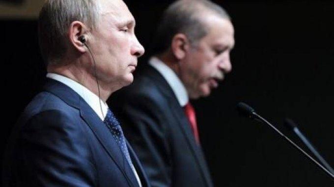 Πούτιν: Καμία επικοινωνία με Ερντογάν μέχρι να ζητήσει συγγνώμη