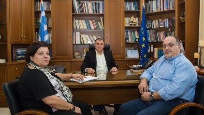 Αισιοδοξούμε σε μια καλύτερη εποχή για το Νοσοκομείο Ιεράπετρας δηλώνει ο Δήμαρχος, κ. Θεοδόσιος Καλ