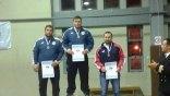 Ξανά πρωταθλητής Ελλάδος αστυφύλακας Γιάννης Καργιωτάκης
