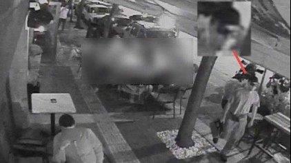 Στη δημοσιότητα βίντεο με τον δολοφόνο ηλικιωμένου