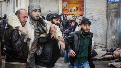 Η Ρωσία ισοπεδώνει τις πόλεις κοντά στα σύνορα με την Τουρκία, δεκάδες άμαχοι νεκροί