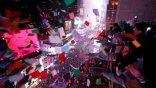 Ενάμιση τόνος κομφετί στην Times Square για την Πρωτοχρονιά
