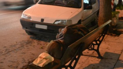 Σε επιφυλακή για τους αστέγους ο δήμος Χανίων, λόγω κακοκαιρίας