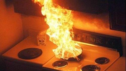 Φωτιά σε σπίτι - Κινδύνευσε κατάκοιτη γυναίκα