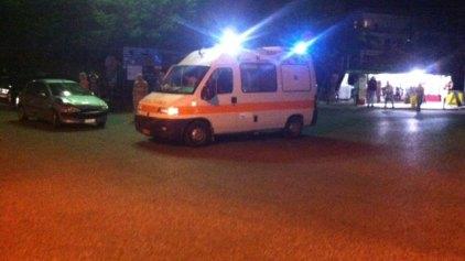 Τροχαίο ατύχημα με ΙΧ - Τραυματίστηκε ο νεαρός οδηγός