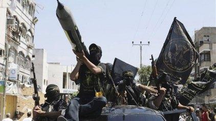 Το Χαλιφάτο συρικνώνεται