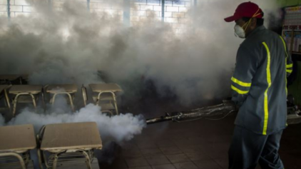 Επιβεβαιώθηκαν 18 κρούσματα του ιού Ζίκα στο Μεξικό