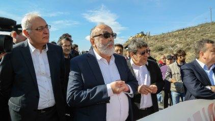 Έστησαν μπλόκο στον Υπουργό οι αγρότες της Κρήτης !