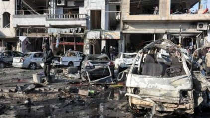 Δεκάδες νεκροί και τραυματίες σε βομβιστικές επιθέσεις στη Δαμασκό