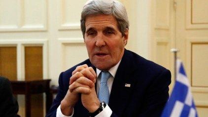 Κέρι: Εκατομμύρια Σύροι βρίσκονται σε απόγνωση