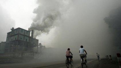 Έρευνα: Η εισπνοή μολυσμένου αέρα μπορεί να «πυροδοτεί» την παχυσαρκία