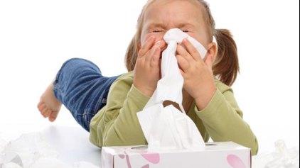 Παιδικές ιώσεις- υπάρχει λόγος να ανησυχούμε;