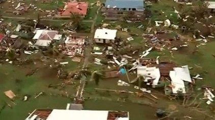 Ανησυχίες για μετάδοση του Ζίκα μετά το πέρασμα του κυκλώνα Ουίνστον