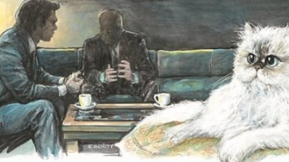 Ο Τσίπρας, η γάτα και ο...κοριός