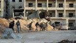 Τουρκικό σφυροκόπημα στους τζιχαντιστές στο Χαλέπι