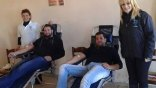 Εθελοντική προσφορά αίματος στον Πλάτανο και στη Λοχριά Αμαρίου