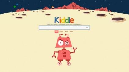 Μηχανή αναζήτησης μόνο για παιδιά!