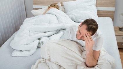 Η αϋπνία δεν αυξάνει τα επίπεδα χοληστερόλης, εκτός αν παίρνεις υπνωτικά