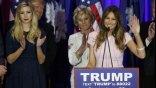 H σύζυγος Τραμπ δεν εγκρίνει τον τόνο του Ντόναλντ, αλλά... «ενήλικας είναι»