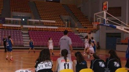 Τρίτη θέση για τις Κορασίδες στο πρωτάθλημα της ΕΚΑΣΚ