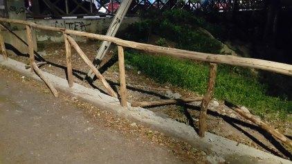 Οι προσπάθειες αναβάθμισης του πάρκου και οι...ανεγκέφαλοι