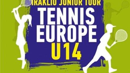 """Στις εγκατάστασεις του """"ΗΡΑΚΛΕΙΟ"""" το Ευρωπαικό Πρωτάθλημα Junior U14"""