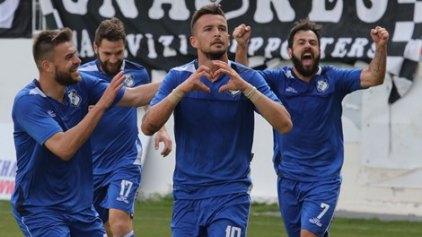 Μόνος δεύτερος ο ΟΦΗ – Μεγάλη νίκη για τον ΠΑΟ Κρουσώνα 3 – 1 τον Ιωνικό
