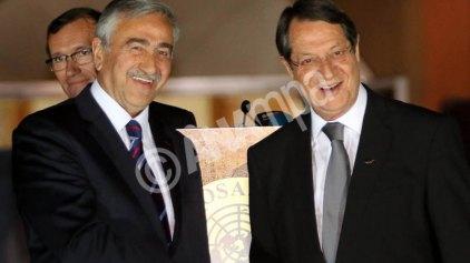 Νέα συνάντηση Αναστασιάδη - Ακιντζί
