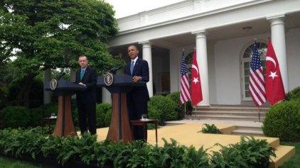 """""""Πόρτα"""" από τον Ομπάμα στον Ερντογάν"""