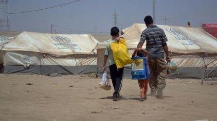 Περιμένουν νέο κύμα προσφύγων, από το Ιράκ