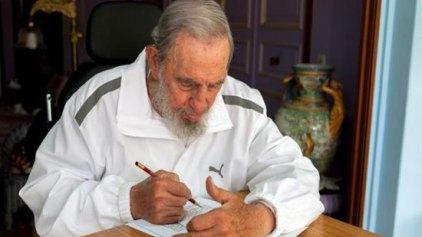 Φιντέλ Κάστρο: Η Κούβα δεν έχει ανάγκη τα δώρα των Αμερικανών