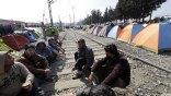 Ειδομένη: Άνοιξε η σιδηροδρομική γραμμή