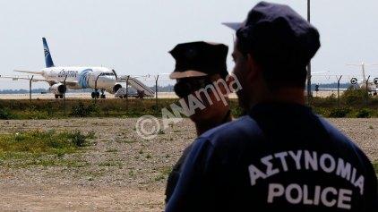 Πολιτικά τα κίνητρα του αεροπειρατή της EgyptAir